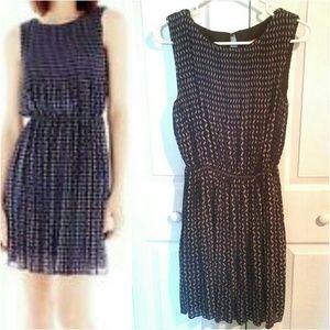 Joe Fresh Dresses & Skirts - Navy Pleated Dress