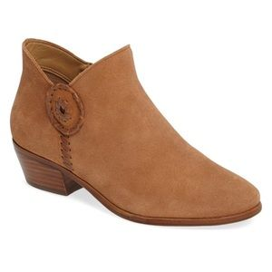 Jack Rogers Shoes - Jack Rogers Payton Suede bootie