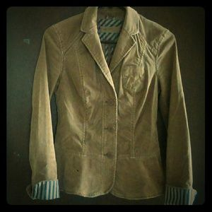 Anthropologie Jackets & Blazers - Pilcro and the letterpress jacket