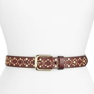 Rebecca Minkoff Accessories - Rebecca Minkoff studded leather belt