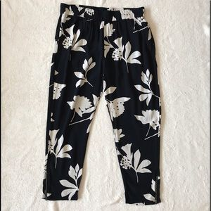 Lucky Brand Printed Vines Pant