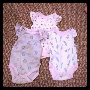 Rosie Pope Other - Rosie Pope Onesies Size 0-3 Months