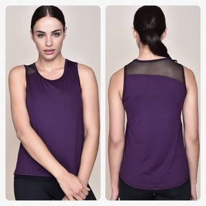 Alala Tops - NWT Alala Toughie Muscle Meah Tank Size Small