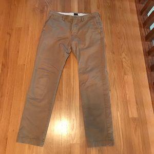 J.Crew Broken In Pants