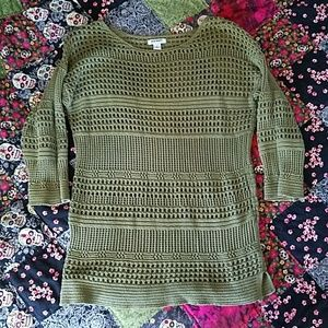Old Navy Sweaters - Old Navy Olive sweater