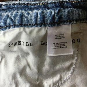 Shorts - O'Neill distressed shorts