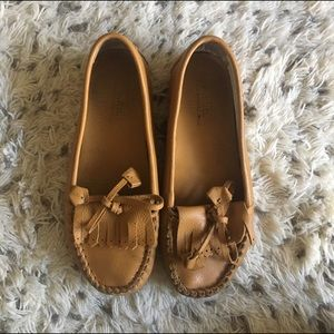 APC moccasin loafers