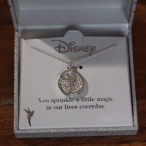 Disney Jewelry - 18 inch Tinkerbell necklace from Disney.