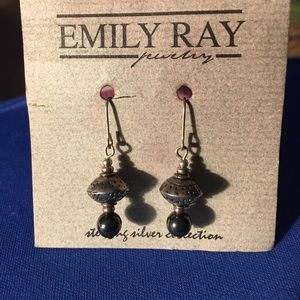 EMILY RAY Jewelry - EMILY RAY Sterling Silver Earrings