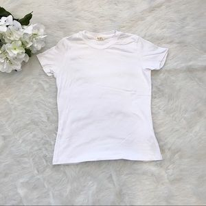 Brandy Melville Tops - Brandy Melville Basic White T-shirt