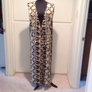 Dresses & Skirts - Tribal sleeveless dress