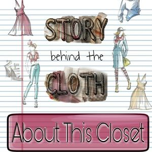 Story Behind the Cloth
