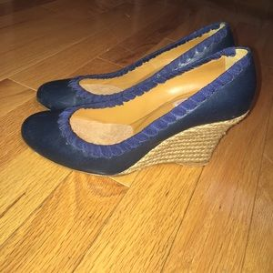 Lanvin Shoes - Lanvin Wedge Heels
