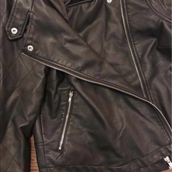 Ae leather jacket