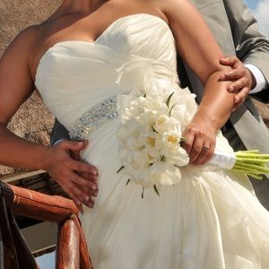 Dresses & Skirts - Maggie Sottero Ivory Wedding Gown