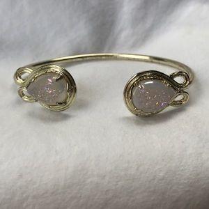 Kendra Scott Jewelry - Andy Cuff Bracelet in Iridescent Drusy