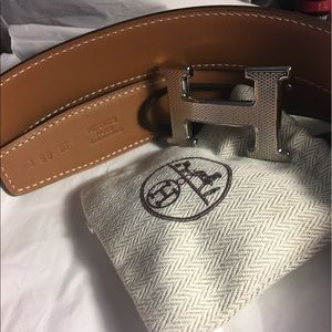 Hermes Accessories - Hermes Reversible belt