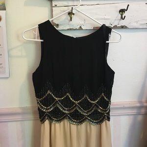 Little Mistress Dresses & Skirts - Beaded Maxi Dress