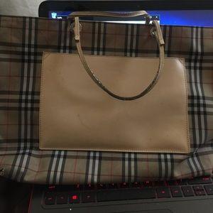 Burberry Handbags - Authentic Burberry tote bag
