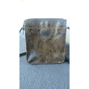 Relic Handbags - Tooled Leather Relic Bag