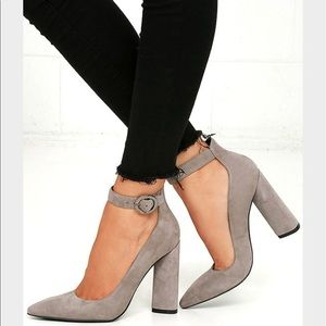 Kendall & Kylie Shoes - Kendall and Kylie Gloria Heels 👠