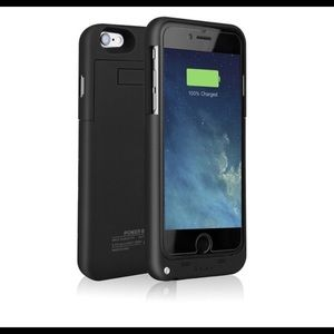 Battery case for iphone 6splus& 6plus