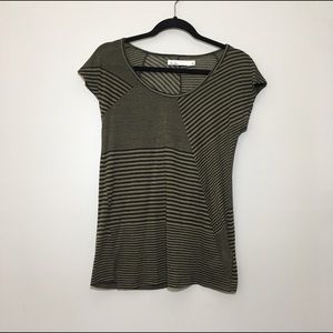 Madewell Faded Stripe Tee