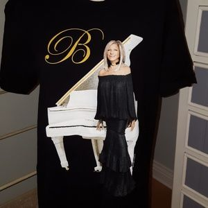 Tops - Barbra Streisand 2016 Concert Tour Tee