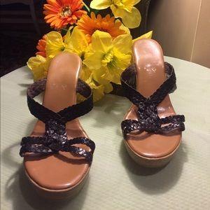 Callisto Shoes - SUPER CUTE 'Callisto' wedges