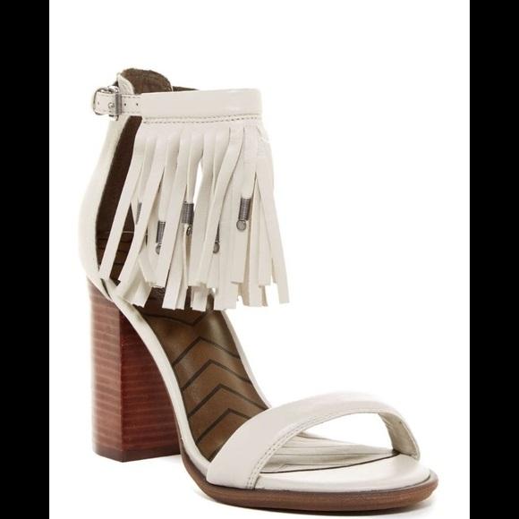 a035df33576 🌹FINALSALE🌹 Mia Cristie Block Heel Sandal Cement