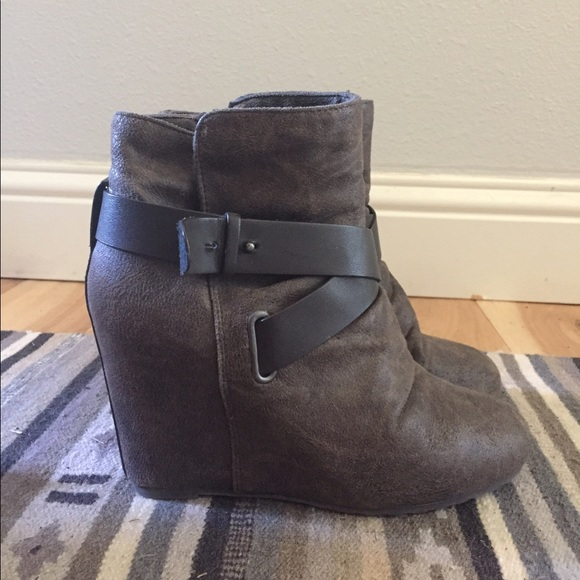 a5e25ef5b26ef Aldo Shoes | Wedge Ankle Boot | Poshmark
