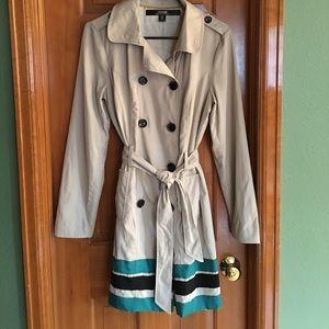 kenzie Jackets & Blazers - Kenzie Short Trench Coat