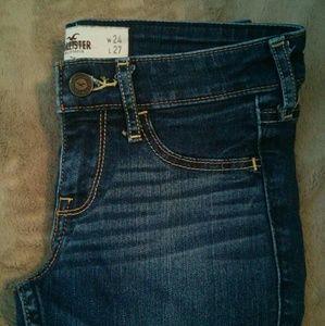 Hollister Denim - Hollister Low Rise Super Skinny Jeans