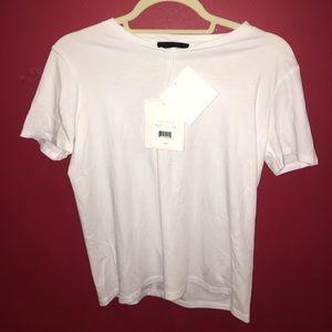 The Row Tops - THE ROW white tshirt