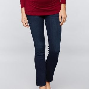 Luxe Essentials Apparel Pants - LUXE Maternity jeans