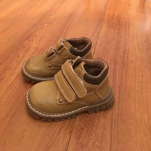 """Other - Baby size 5 """"work"""" boots"""