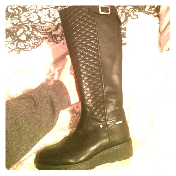 Rockport Shoes - Leather Boots