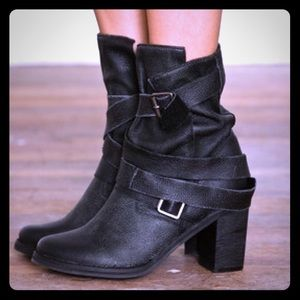 18% off Jeffrey Campbell Shoes - Jeffrey Campbell Allman boots ...