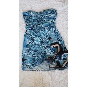 Mara Hoffman Dresses & Skirts - Mara Hoffman • Strapless dress •  Size 4