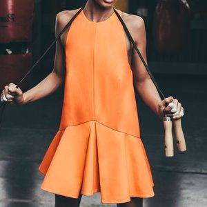 Dresses & Skirts - ISO: short orange dress