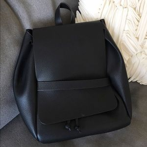 Tobi Handbags - Tobi Trust Nobody Faux Leather Bucket Backpack
