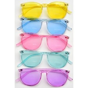 Accessories - Color Pop Sunglasses