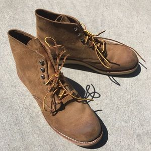 Red Wing Shoes Other - Red Wing 8181 Heritage Round Toe Boots