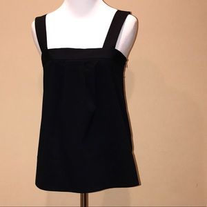 Theory Tops - Theory Tressia wide strap tank top size P