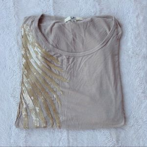 4 for $20 Beige Blouse