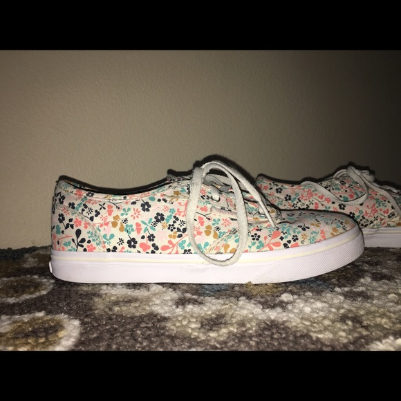67% off Vans Other - Vans for girls size 2.5 shoes used ...