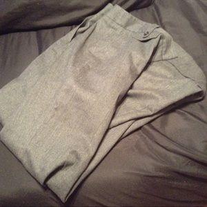 LOFT Pants - 100% Wool LOFT Ann Taylor Size 8 Trousers