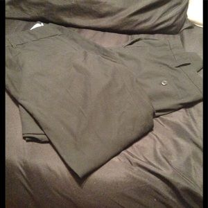 LOFT Pants - 2 pairs of Black LOFT Dress Work Pants Poly/Rayon
