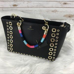 Nanette Lepore Handbags - Nanette Lepore Black Bag