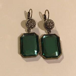 Kenneth Jay Lane Jewelry - 💚💛VINTAGE KENNETH JAY LANE EARRINGS FOR AVON💛💚
